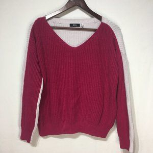 UO BDG Pink Knit Sweater